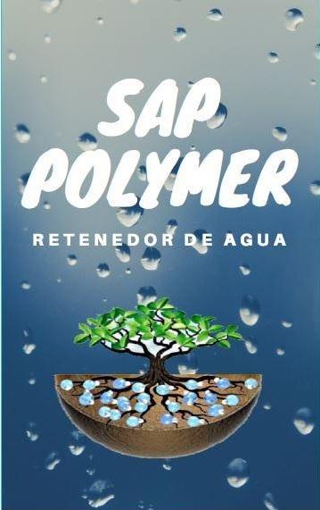 Hidroretenedores- Sap polymer